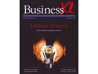 """October 30th 2008: """"A Strategic Case for Protecting and Growing Corporate Assets"""", BusinessXL Magazine"""