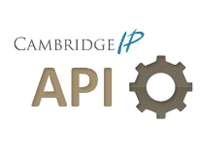 CambridgeIP data api